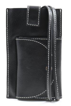 COS Borsetta mini nero-bianco stile casual