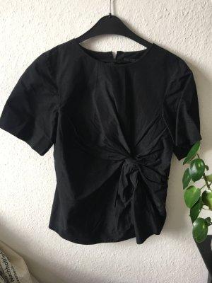 Cos Oberteil Bluse Tshirt Größe 38 schwarz