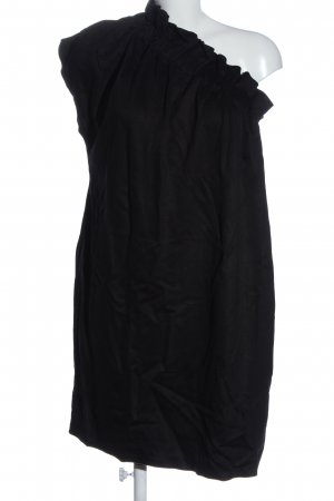 COS One Shoulder Dress black casual look