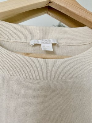 COS oversize pullover S