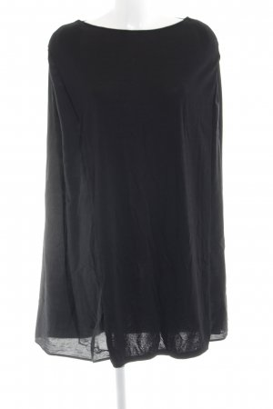COS Oversized Bluse schwarz Casual-Look