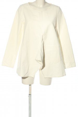 COS Oversized Blouse natural white casual look