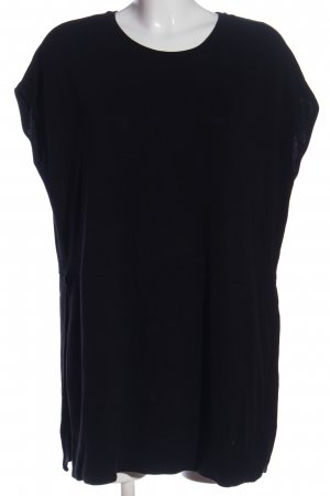 COS Blusa ancha negro look casual