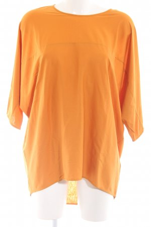 COS Oversized Bluse hellorange Casual-Look