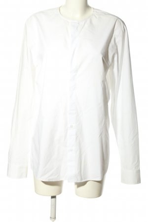 COS Blouse oversized blanc style simple