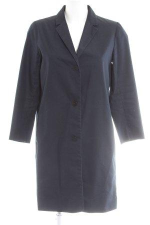 COS Oversized Mantel blau Casual-Look