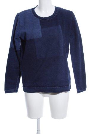 COS Maglione oversize blu stile casual