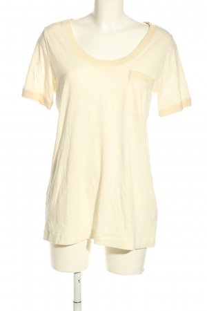 COS Oversized Shirt blassgelb Casual-Look