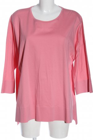 COS Oversized shirt roze casual uitstraling