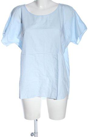 COS Camicia oversize blu stile casual