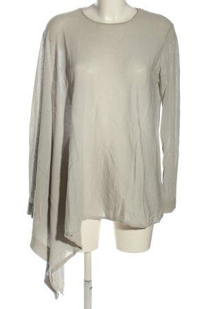 COS Oversized Shirt hellgrau Casual-Look