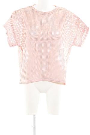 COS Oversized Shirt rosa