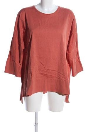 COS Camicia oversize rosso stile casual