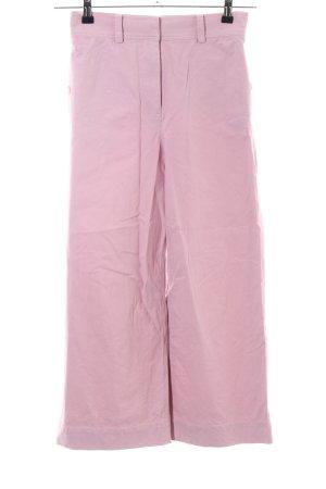 COS Pantalone palazzo rosa stile casual