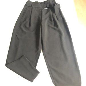 COS Pantalone largo nero