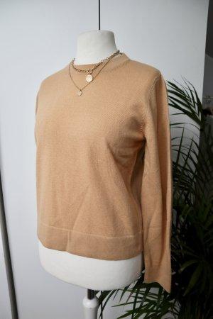 COS Jersey de lana albaricoque-nude Lana