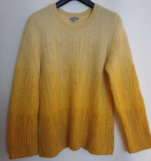 COS Pull tricoté doré