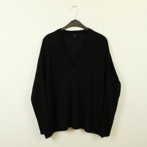 COS Sweter oversize czarny