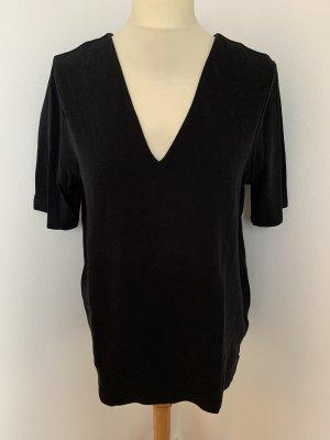 COS Pullover schwarz