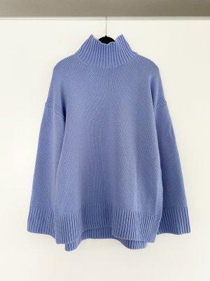 Cos Pullover Stehkragen Rollkragen Strick Wolle Oversize Ausverkauft Blogger
