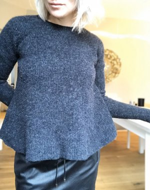 COS Pullover-Strickjacke Wolle Twinset