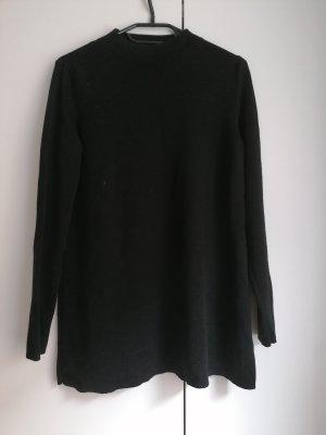 COS Pull en laine noir laine