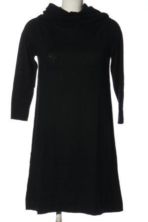 COS Vestido tipo jersey negro estilo «business»