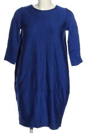 COS Abito maglione blu stile casual