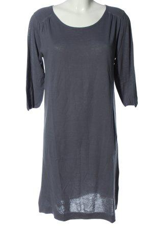 COS Pulloverkleid hellgrau Casual-Look