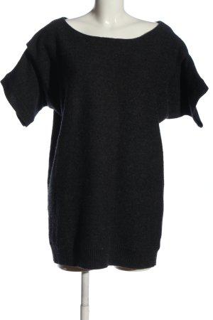 COS Pulloverkleid schwarz Casual-Look