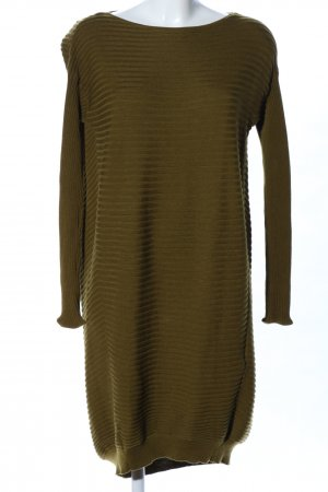 COS Sweater Dress khaki casual look