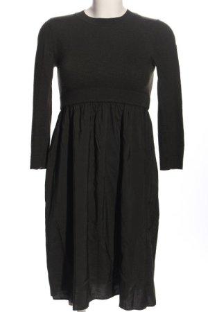 COS Pulloverkleid schwarz Business-Look