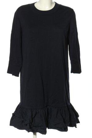 COS Robe pull noir style décontracté