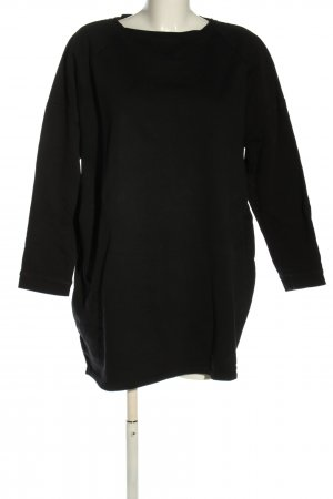 COS Sweater Dress black casual look
