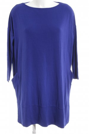 COS Pulloverkleid blau Casual-Look