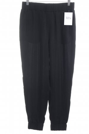COS Pantalone bloomers nero stile professionale