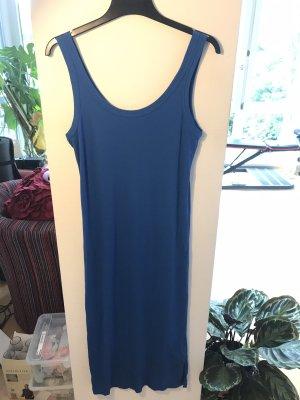 COS Vestido de tela de jersey azul