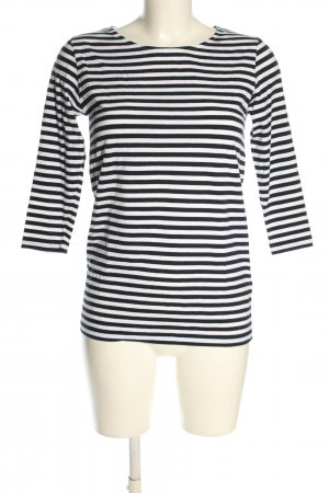 COS Stripe Shirt black-white striped pattern casual look