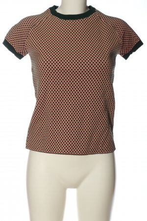 COS Ribbed Shirt allover print casual look