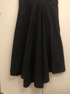 COS Asymmetry Skirt black