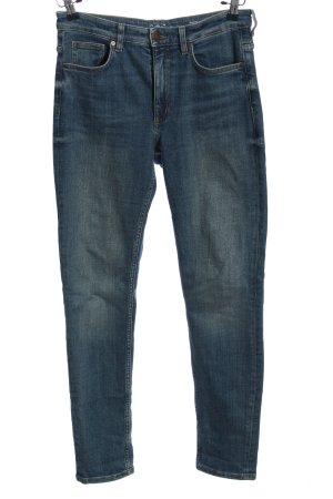 COS Röhrenjeans blau Casual-Look