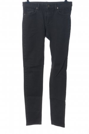 COS Tube Jeans light grey casual look