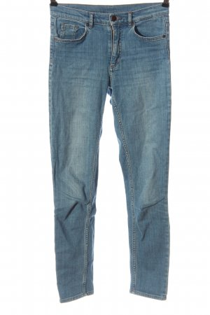 COS Tube Jeans blue casual look