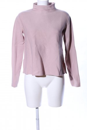 COS Rollkragenpullover pink Casual-Look