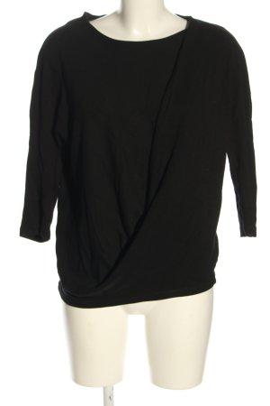 COS Crewneck Sweater black casual look