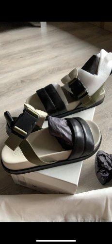COS Comfortabele sandalen veelkleurig