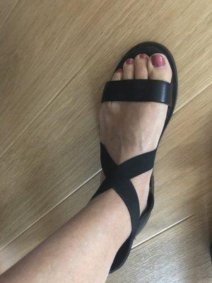 COS Sandalo romano nero