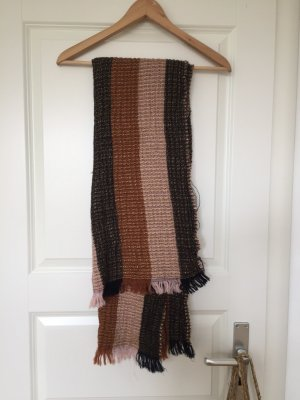 COS Woolen Scarf rose-gold-coloured-bronze-colored