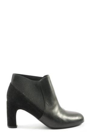 COS Schlüpf-Stiefeletten schwarz Elegant