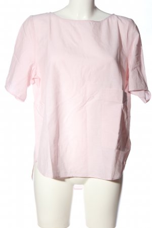 COS Schlupf-Bluse pink Casual-Look